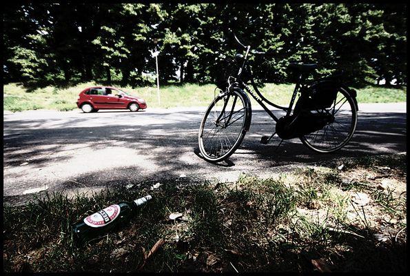 """Mostra online di Nicola Giaretta """"Bicicletta Maledetta"""" - 8."""