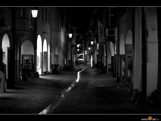 """Mostra online di Nicola Morandini: """"Notturno a Merano"""" - 2"""