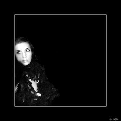 "Mostra online di Noemi Izzo: ""Black&White&Me"" - 7."