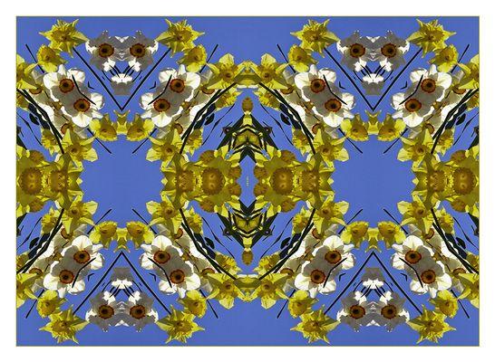 "Mostra online di Ombretta Ercolani ""Caleido Flowers"" – 2."