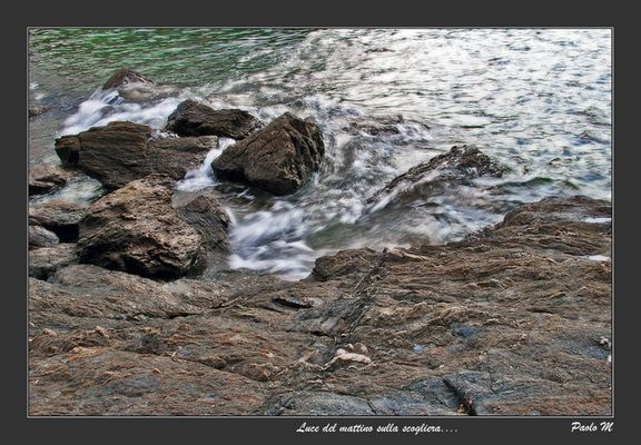 """Mostra online di Paolo Mugnai: """"Un giorno all'isola d'Elba"""" - 5. Luce al mattino"""