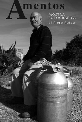 "Mostra online di Piero Putzu: ""Amentos"""