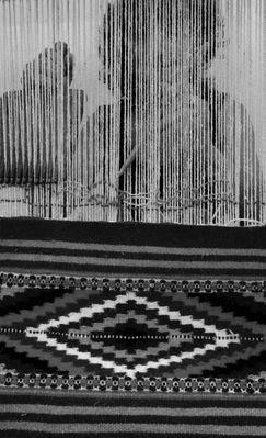"""Mostra online di Piero Putzu """"Amentos"""" - 7. Tessitura a Nule (NU)"""