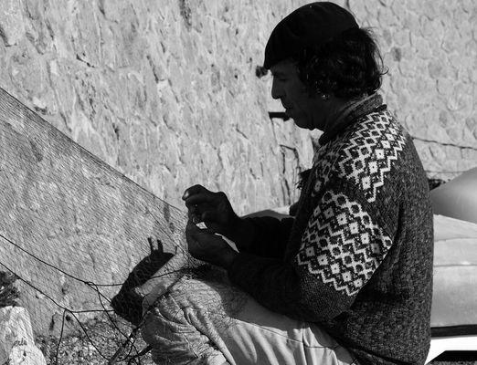 """Mostra online di Piero Putzu """"Amentos"""" - 8. Dopo la pesca (Alghero-SS)"""
