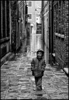 """Mostra online di Roberto Bon """"AcquAAlta"""" - 1. La sua prima AcquaAlta"""
