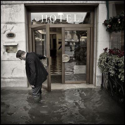 "Mostra online di Roberto Bon ""AcquAAlta"" - 4. Hotel"