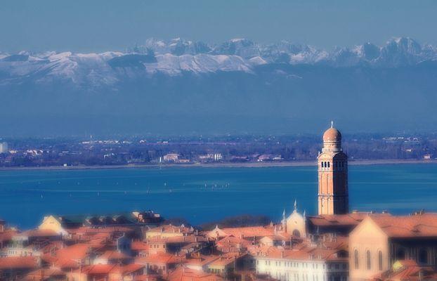 """Mostra online di Salvatore Orfino """"Venezia nel cuore"""" - 2. Venezia Mare e Monti"""