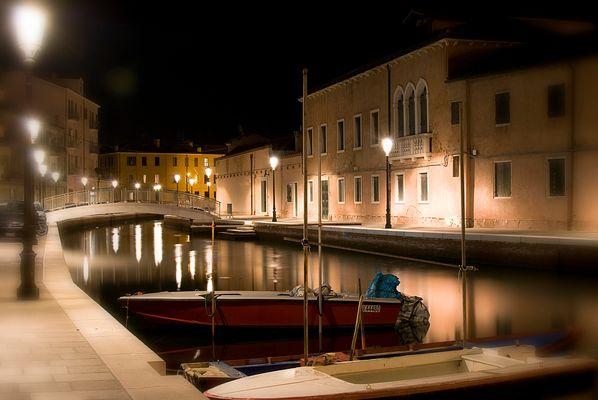 """Mostra online di Salvatore Orfino """"Venezia nel cuore"""" - 6. Chioggia"""