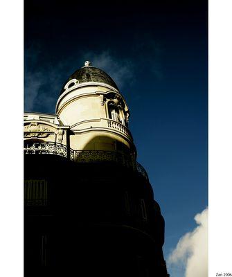 Mostra online di Salvo Zannelli: Parigi - 10. Tramonto