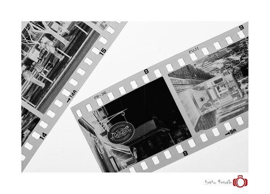"""Mostra online di Senia Ferrante """"35MM"""" - 1."""