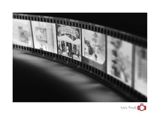 """Mostra online di Senia Ferrante """"35MM"""" - 8."""