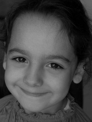"""Mostra online di Sergio D'Aprile: """"Giulia"""" - 6. Il tuo sorriso"""