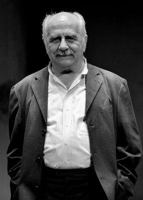 """Mostra online di Sergio Malfatti: """"Facciamo spettacolo!"""" - 5. Luigi De Filippo"""