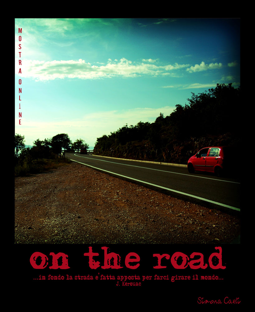 "Mostra online di Simona Carli: ""On the road"" - 1."