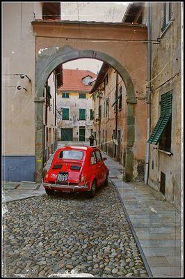 Mostra online di Stefania Ponzone - 5. L'arco