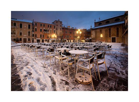 """Mostra online di Tommaso Forin """"Venezia e la neve"""" - 2."""