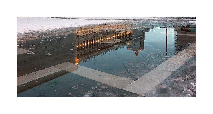 """Mostra online di Tommaso Forin """"Venezia e la neve"""" - 3."""