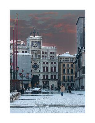 """Mostra online di Tommaso Forin """"Venezia e la neve"""" - 5."""