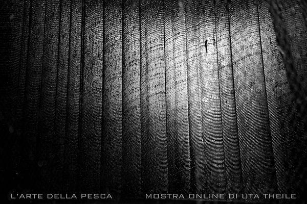 """Mostra online di Uta Theile """"L'arte della pesca nelle Cinque Terre"""""""