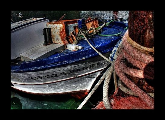 Mostra online di Vincenzo Di Cristina: L'uomo e il mare - 7. Il viaggio