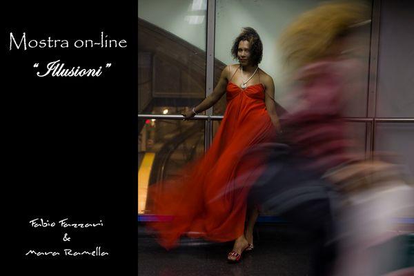 "Mostra online Fazzari-Ramella: ""Illusioni"""
