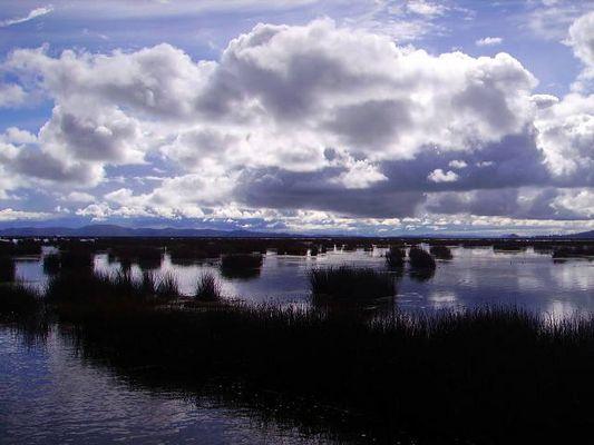 """Mostra online """"Ricordo di Ilaria Malerba"""" - 6. Lago di Titicaca, Perù"""