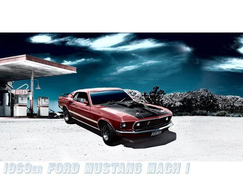 Motel California - '69er Mach1