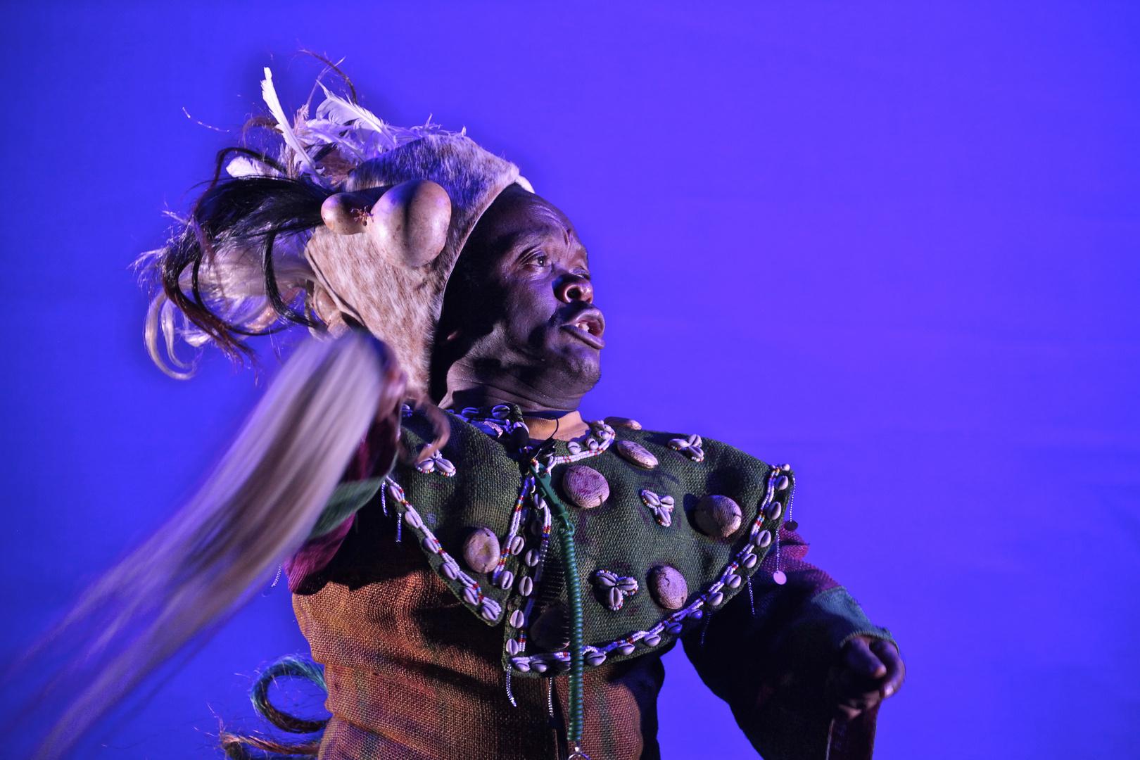 mother africa - circus der sinne