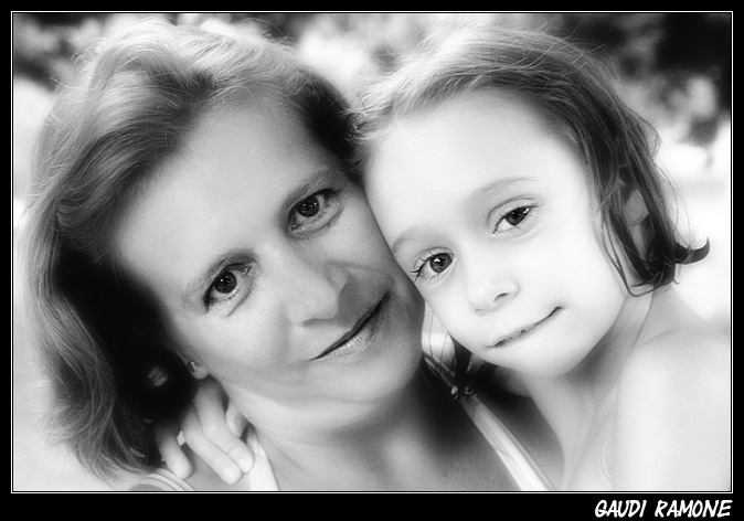 Mother & Daugther - Madre e Hija