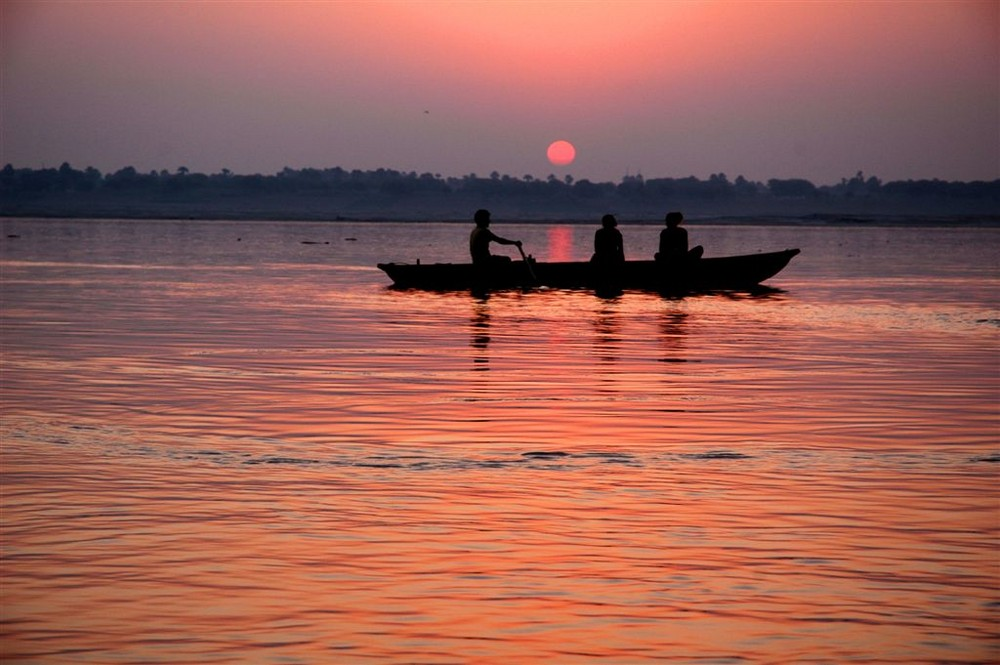 Mother Ganga - 6 a.m.