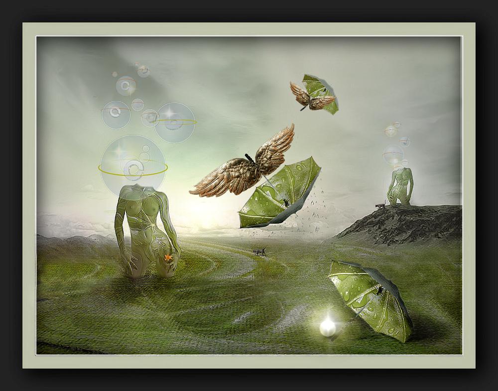 mother nature von Rika K.