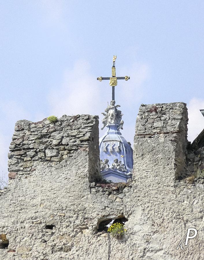 Motiv in Dürnstein, Wachau