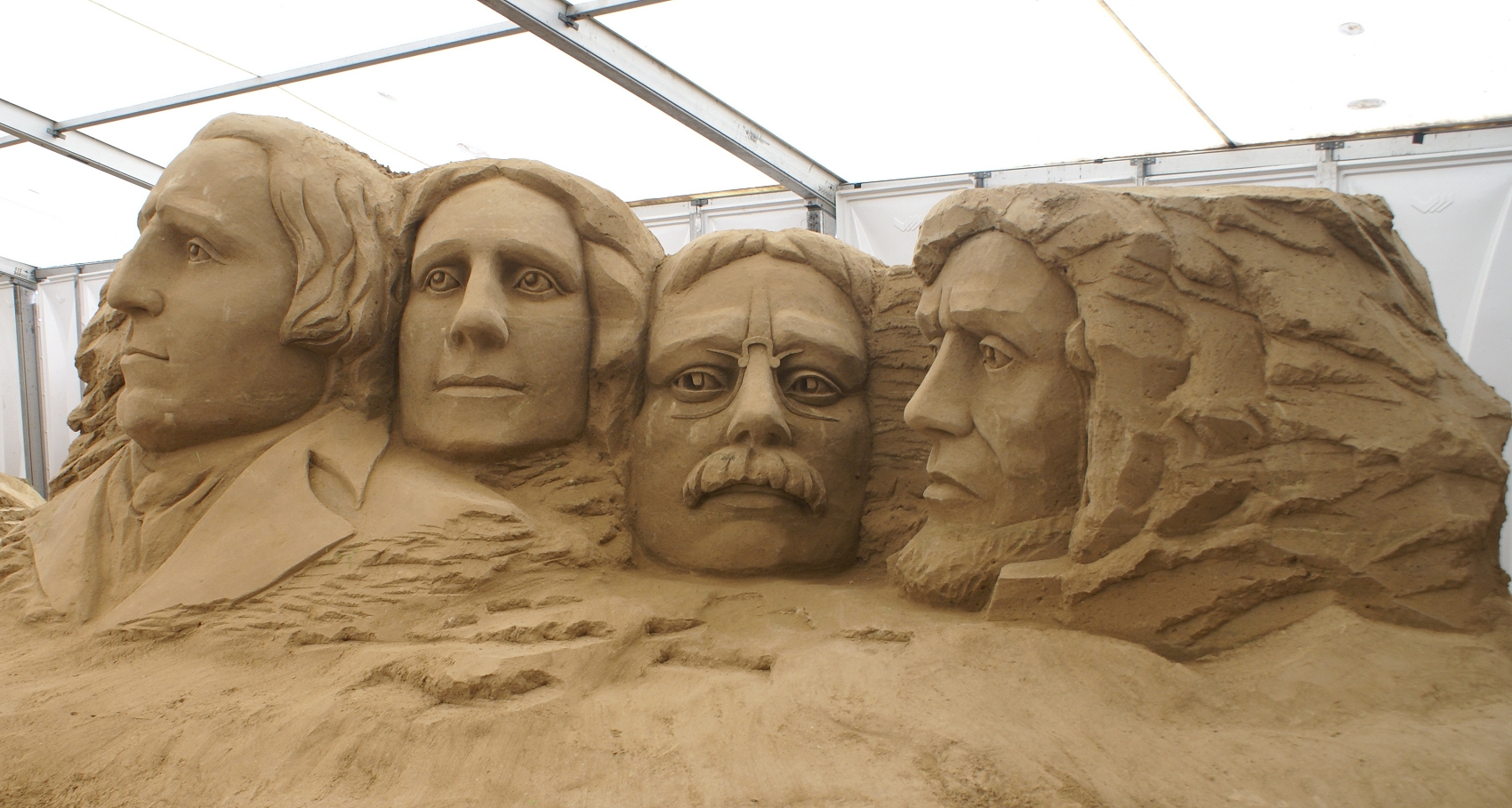Motiv in Sand