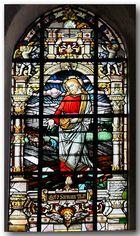"""Motivfenster """"Der Säemann"""""""