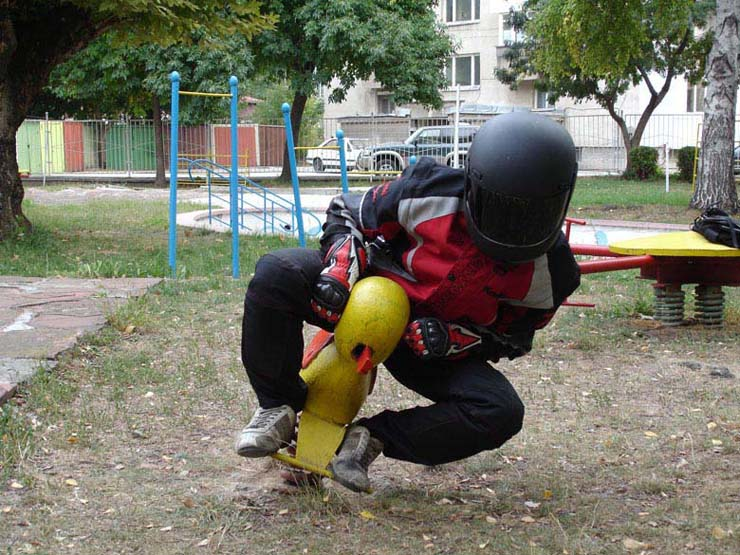 moto duck