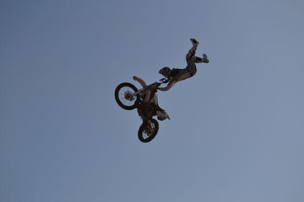 Moto - freestyle