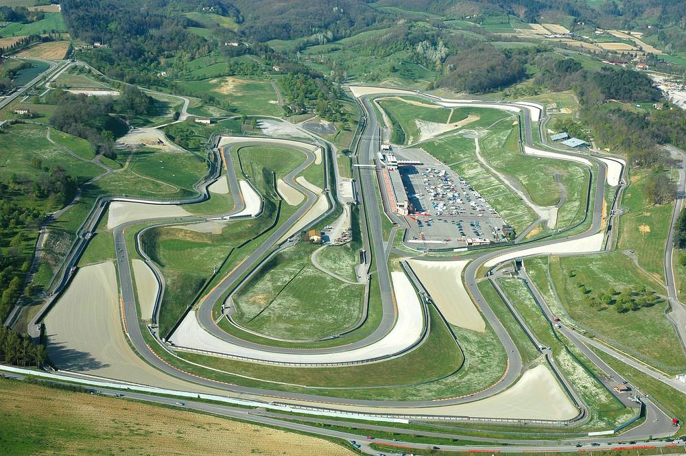 Moto GP. Il Mugello
