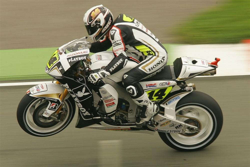 Moto GP Sachsenring 2009