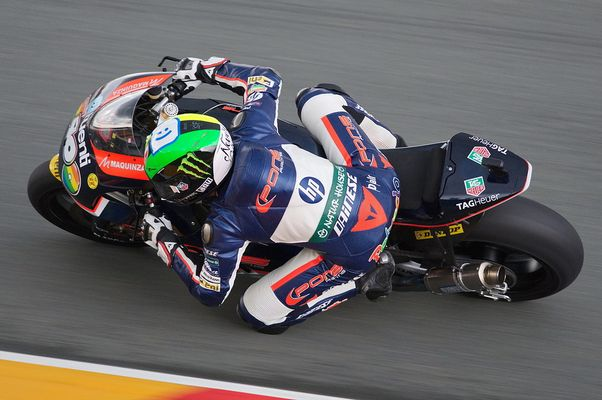 Moto2 Sachsenring 2012 - Pol Espargaro