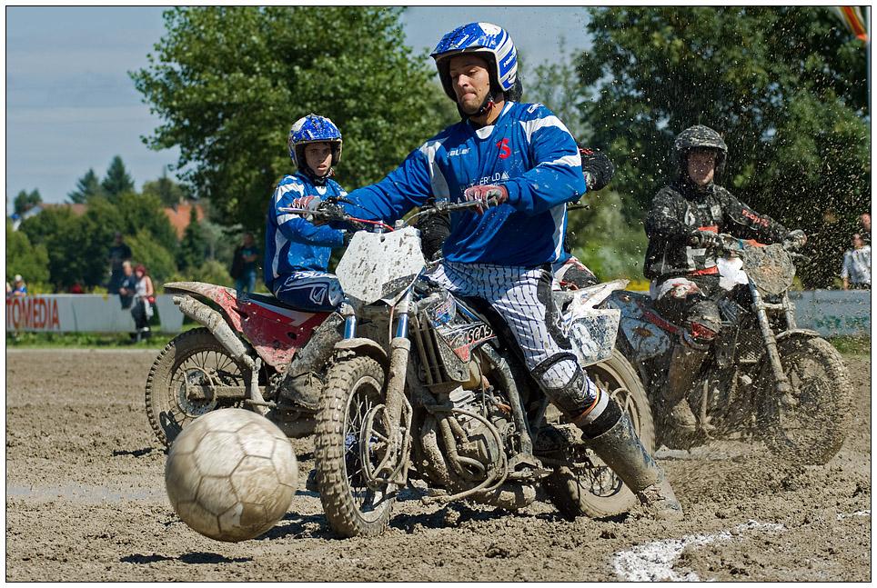 Motoball in Durmersheim