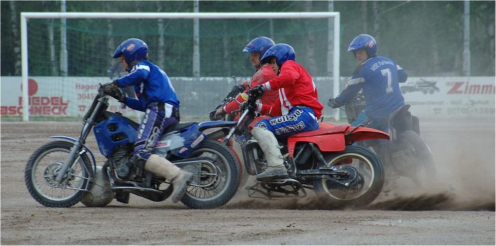 Motoball ... MSC Pattensen - Kierspe