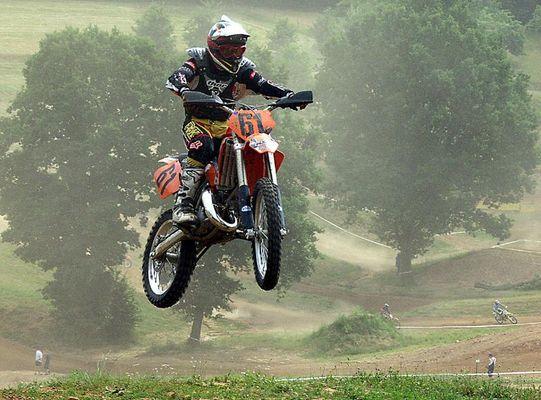 Motocross Aufenau - Flieger