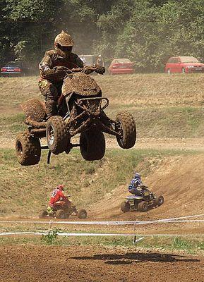 Motocross Aufenau -schön schmutzig!