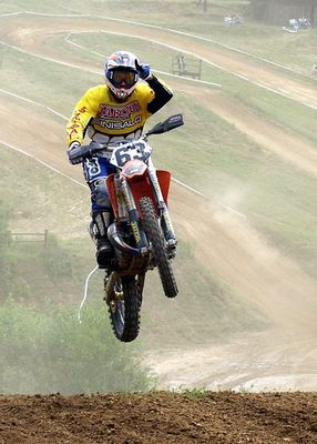 Motocross Aufenau - Zum Gruß!