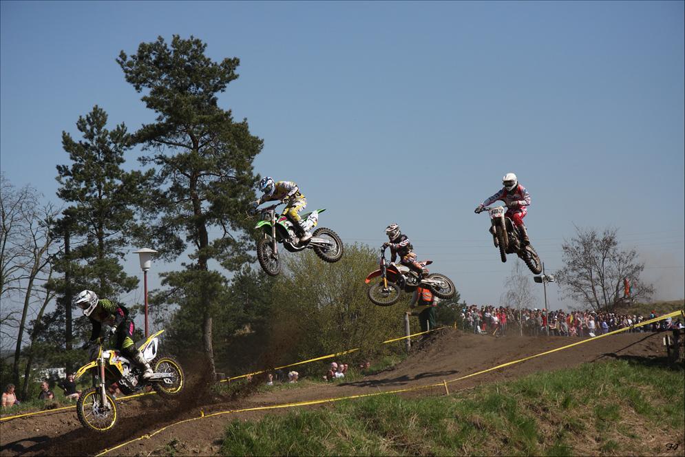 Motocross in Fürstlich-Drehna