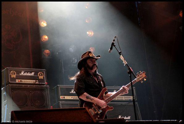 Motörhead @ W:O:A 2009