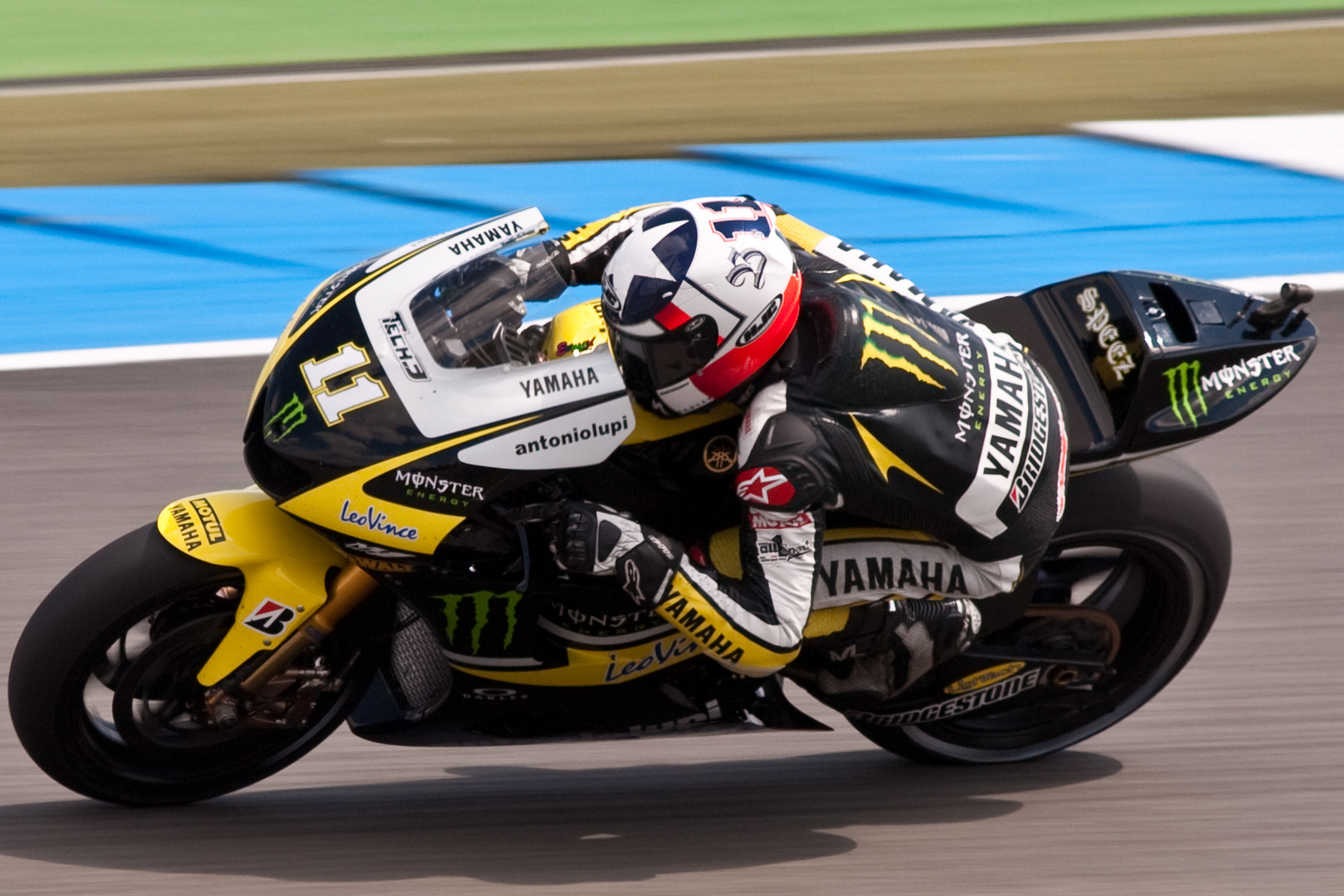 MotoGP - Ben Spies - Assen TT 2010
