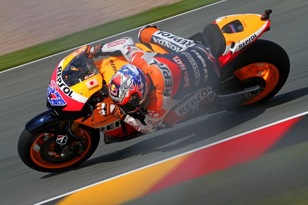 MotoGP Sachsenring 2011 - Casey Stoner
