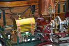 Motor des Daimler Motorwagens von 1885