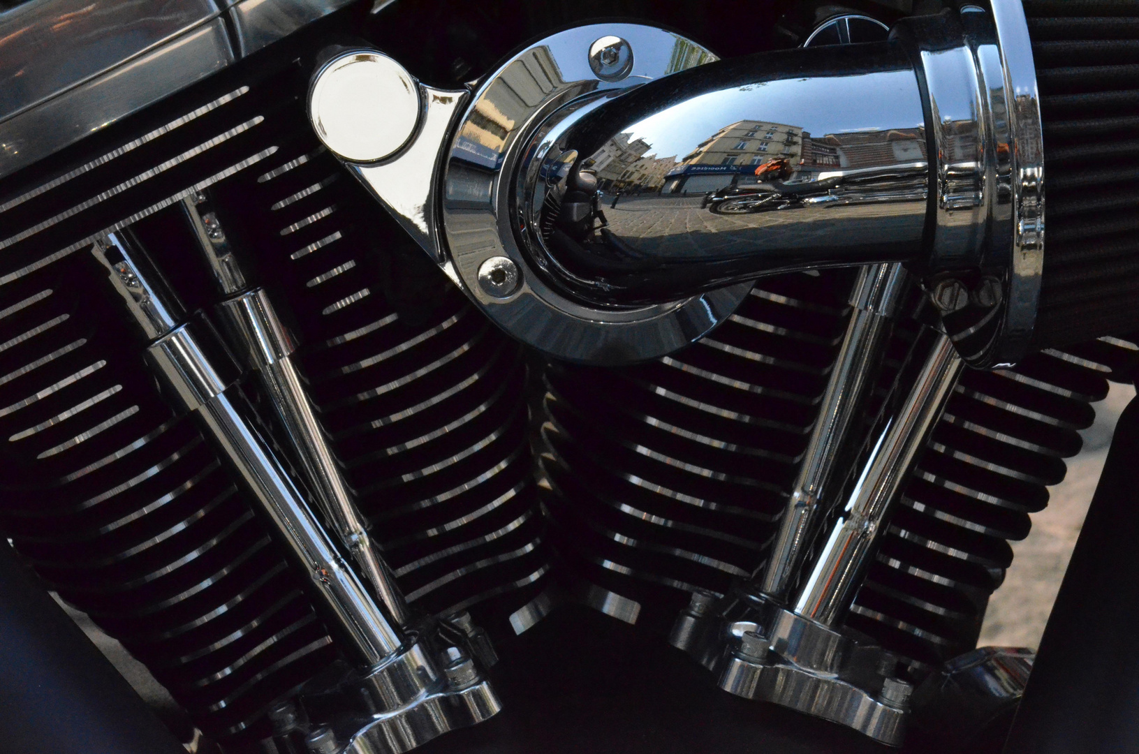 motor reflection